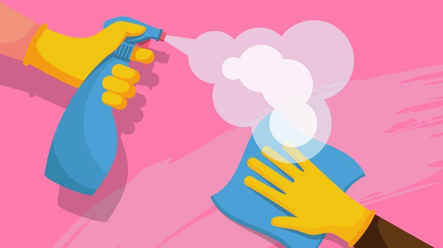 Čiščenje menstrualne skodelice brez vrenja v vodi