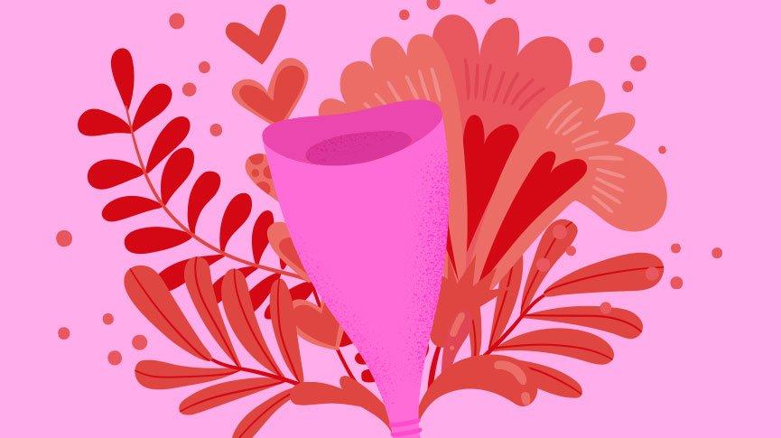 Kako uporabljati menstrualno skodelico