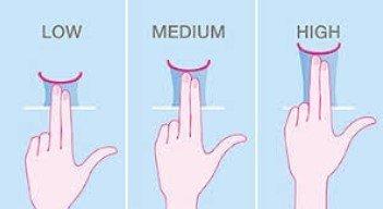 Višina materničnega vratu