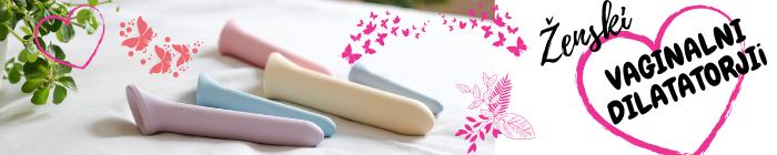 Ženski vaginalni dilatatorji