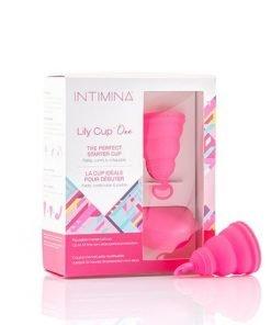 Menstrualna skodelica za začetnice Lily Cup One